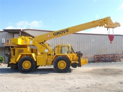 GRUA GROVE RT422