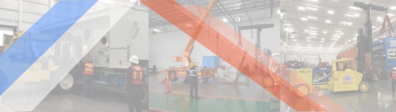 Servicio de Rigging montaje e instalación
