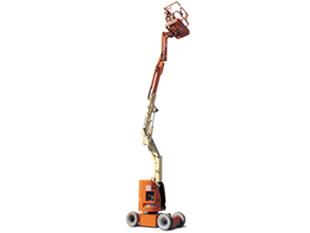 Elevador de pluma articulada. Modelo E300A