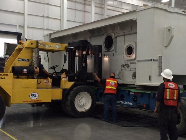 Gantry de 400 tons